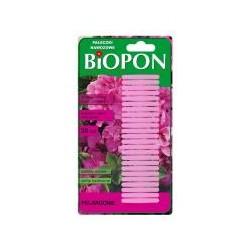 Pałeczki nawozowe do pelargonii BIOPON 30 szt.