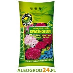 Nawóz na rośliny kwaśnolubne Ogród Start 5 kg