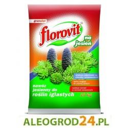Florovit nawóz jesienny do iglaków  5 kg