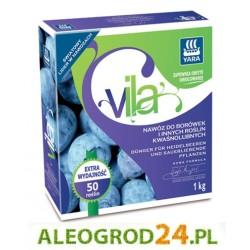 Yara Vila nawóz do borówek i roślin kwaśnolubnych op. 1 kg
