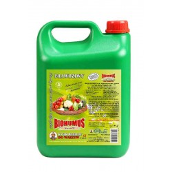 BIOHUMUS Extra do warzyw 5 litrów